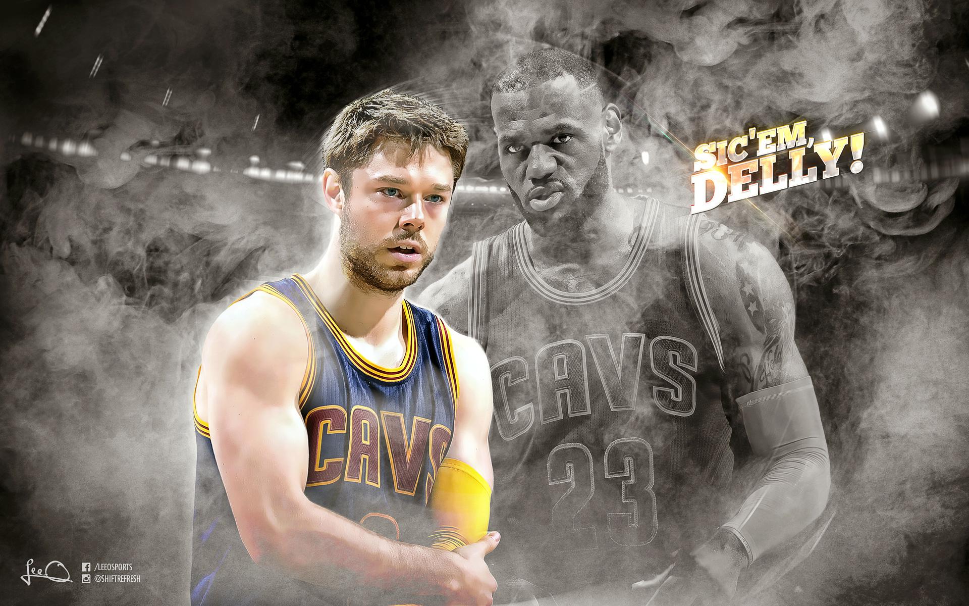 Matthew Dellavedova Cavaliers 2015