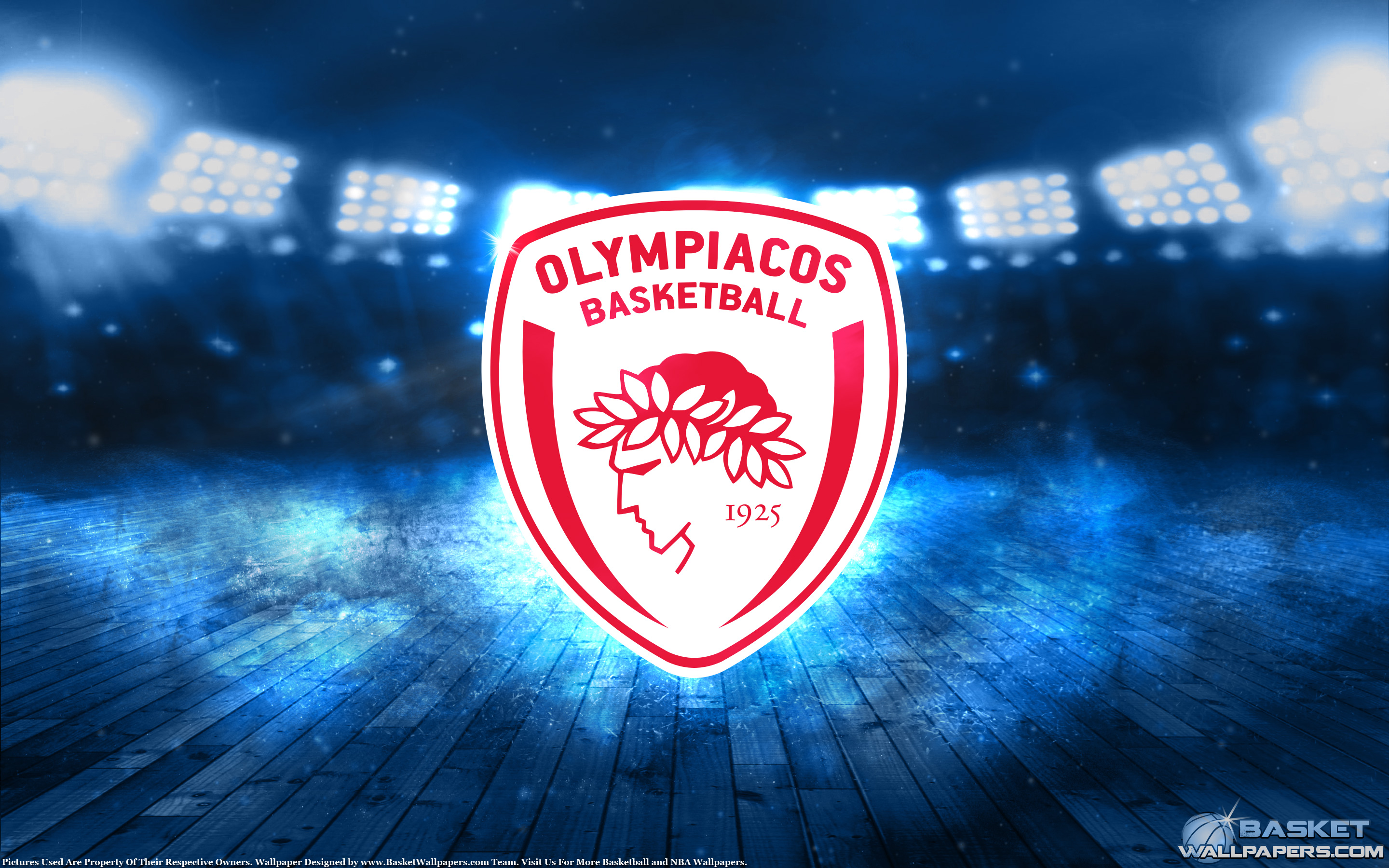Olympiacos 2015 Champions Wallpaper