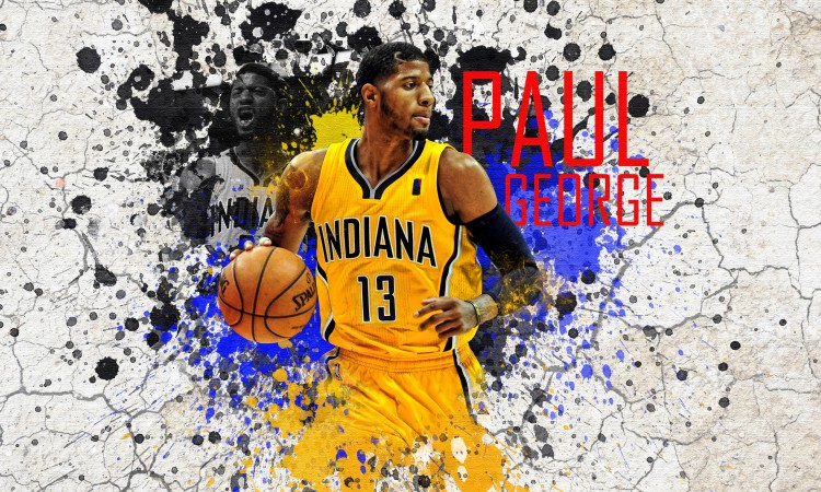 Paul George Pacers 2015 2560x1600 Wallpaper