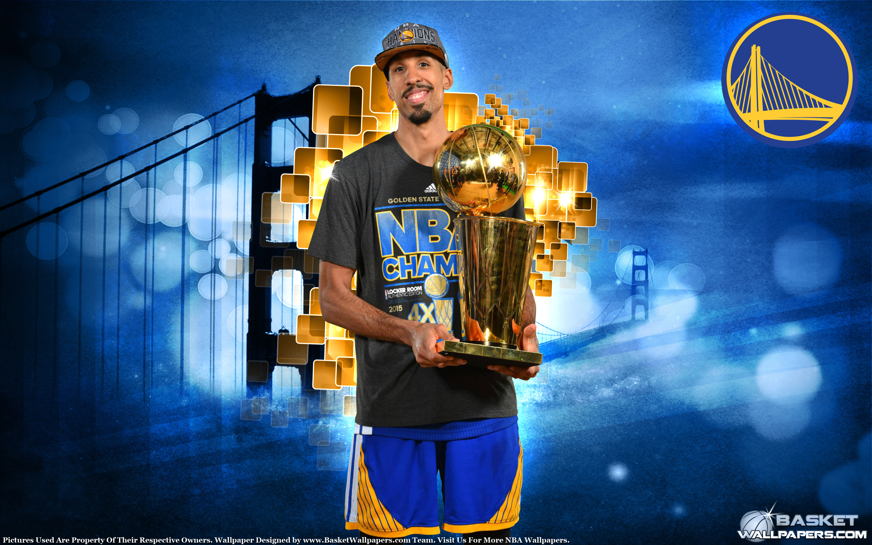 Shaun Livingston 2015 NBA Champion Wallpaper