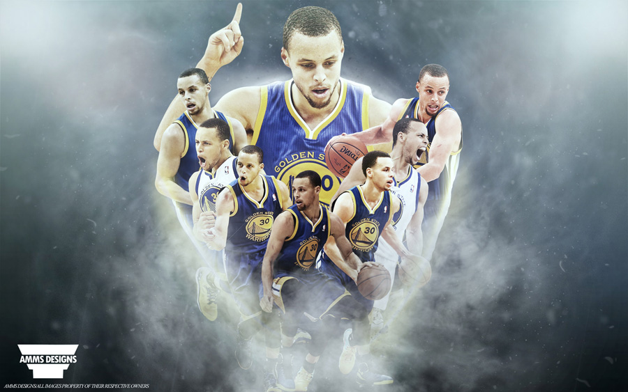 Stephen Curry 2014-2015 NBA MVP Wallpaper