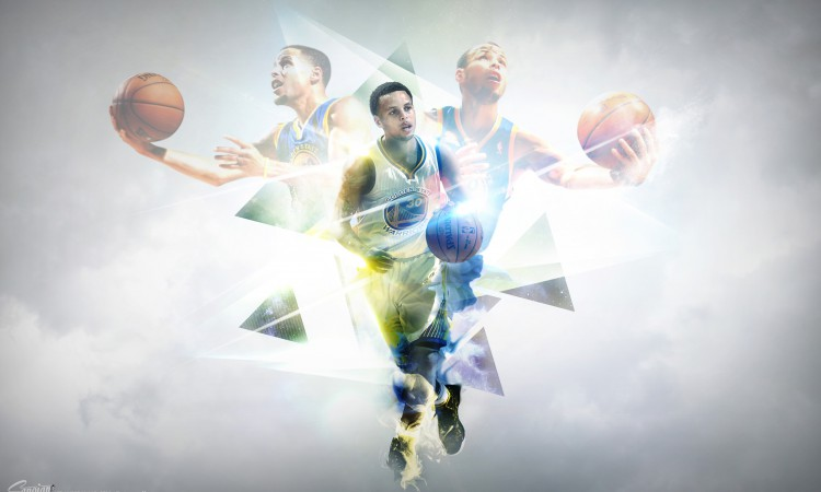 Stephen Curry Warriors Enigma