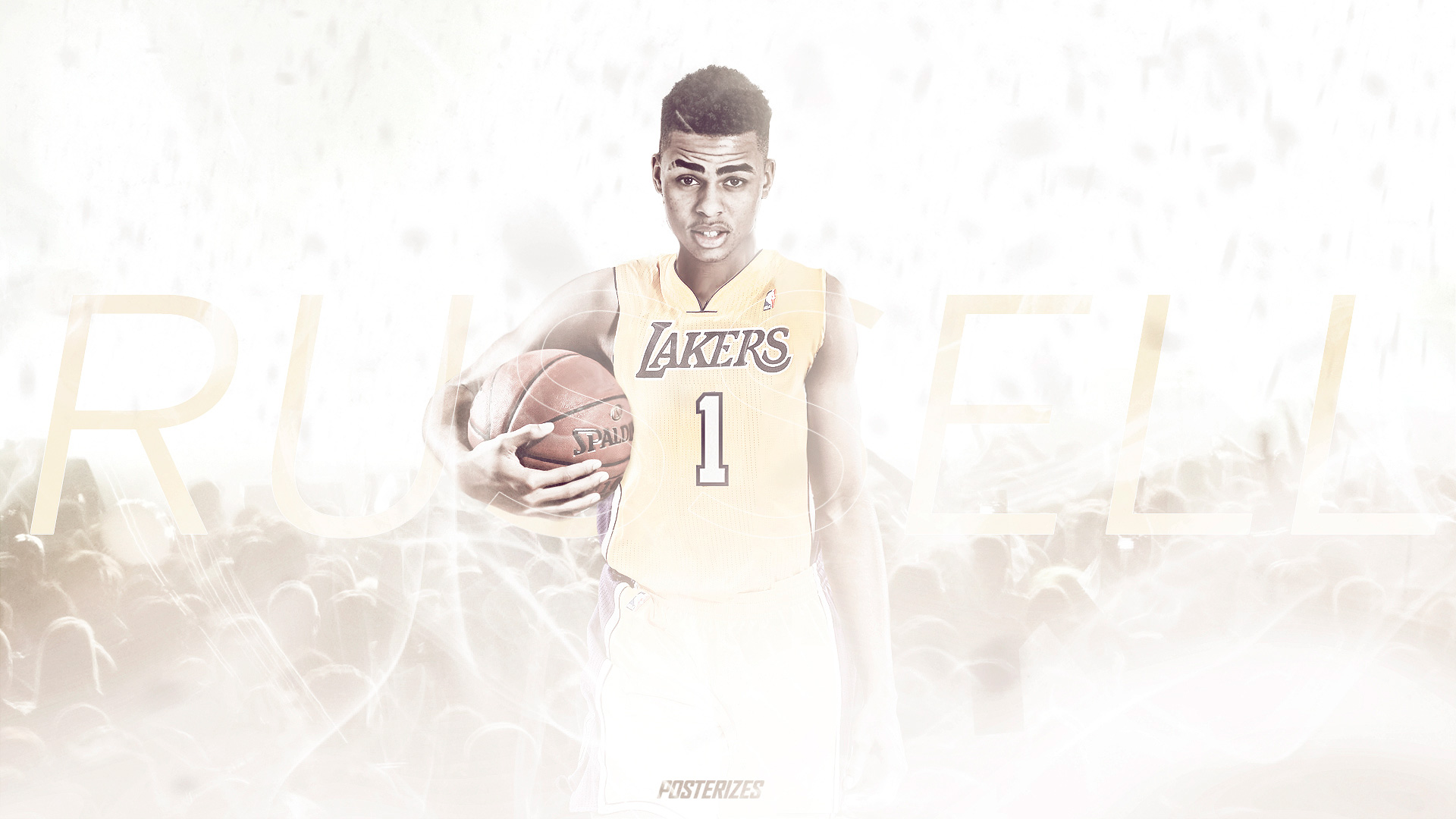 D'Angelo Russell LA Lakers 2015 1920x1080 Wallpaper