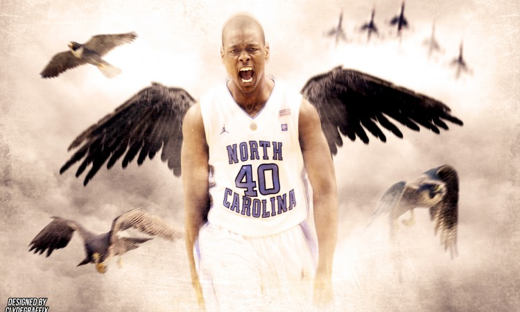Harrison Barnes North Carolina Tar Heels Wallpaper