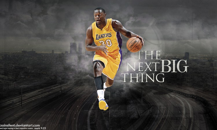 Julius Randle- Lakers 1600x900 Wallpaper