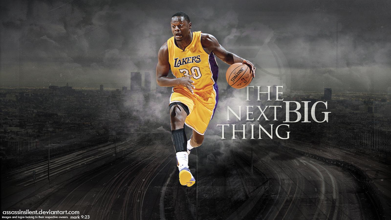 Julius Randle- Lakers 1600x900 Wallpaper