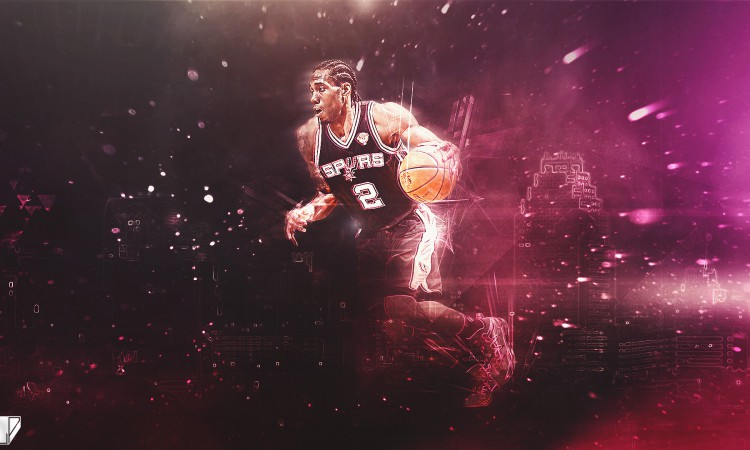 Kawhi Leonard Spurs 1920x1080 Wallpaper