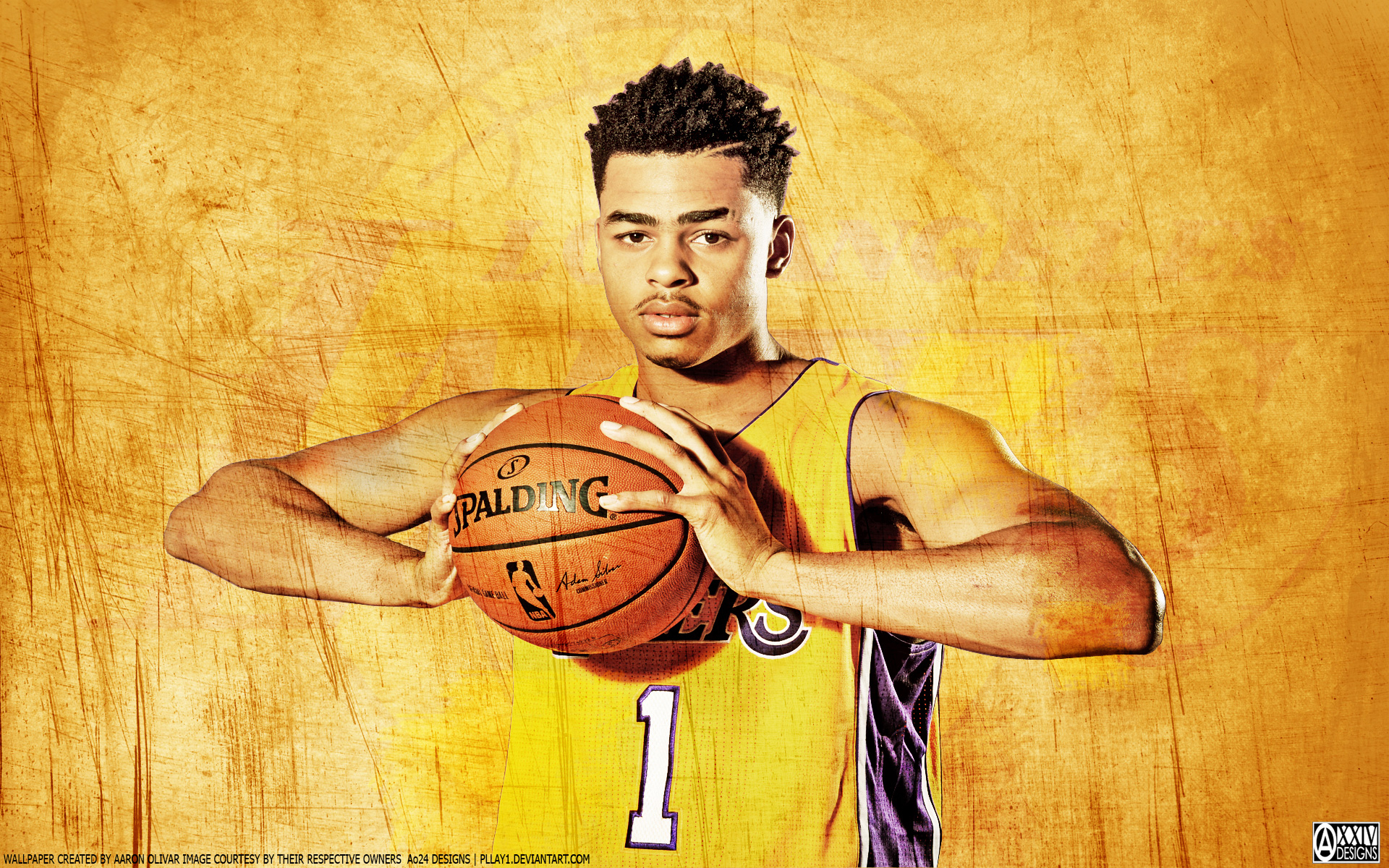D'Angelo Russell 2015 Wallpaper