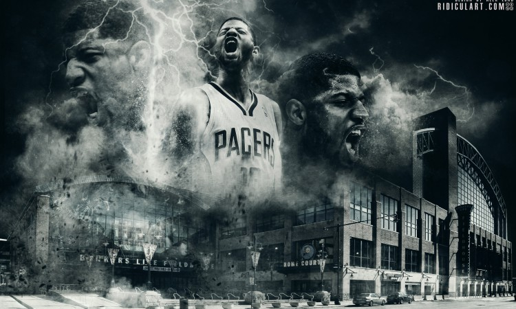 Paul George Pacers 2015 2880x1800 Wallpaper