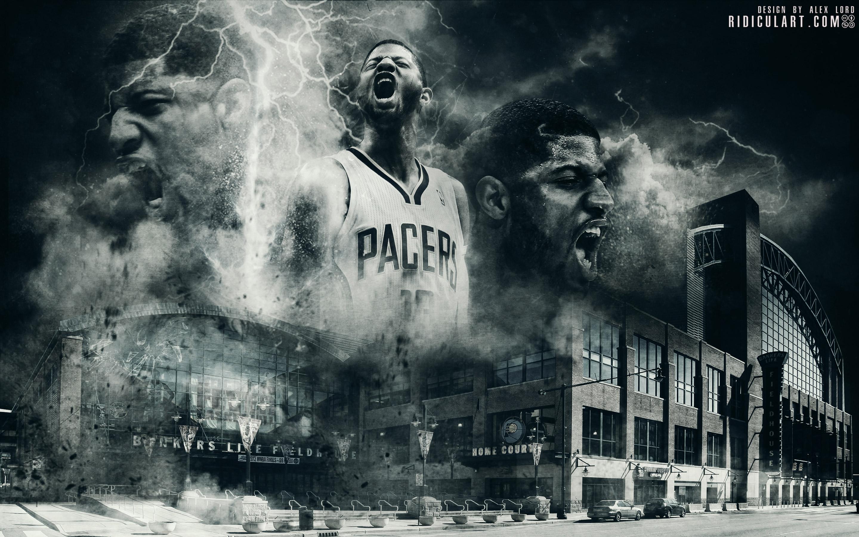 Paul George Pacers 2015 2880x1800 Wallpaper