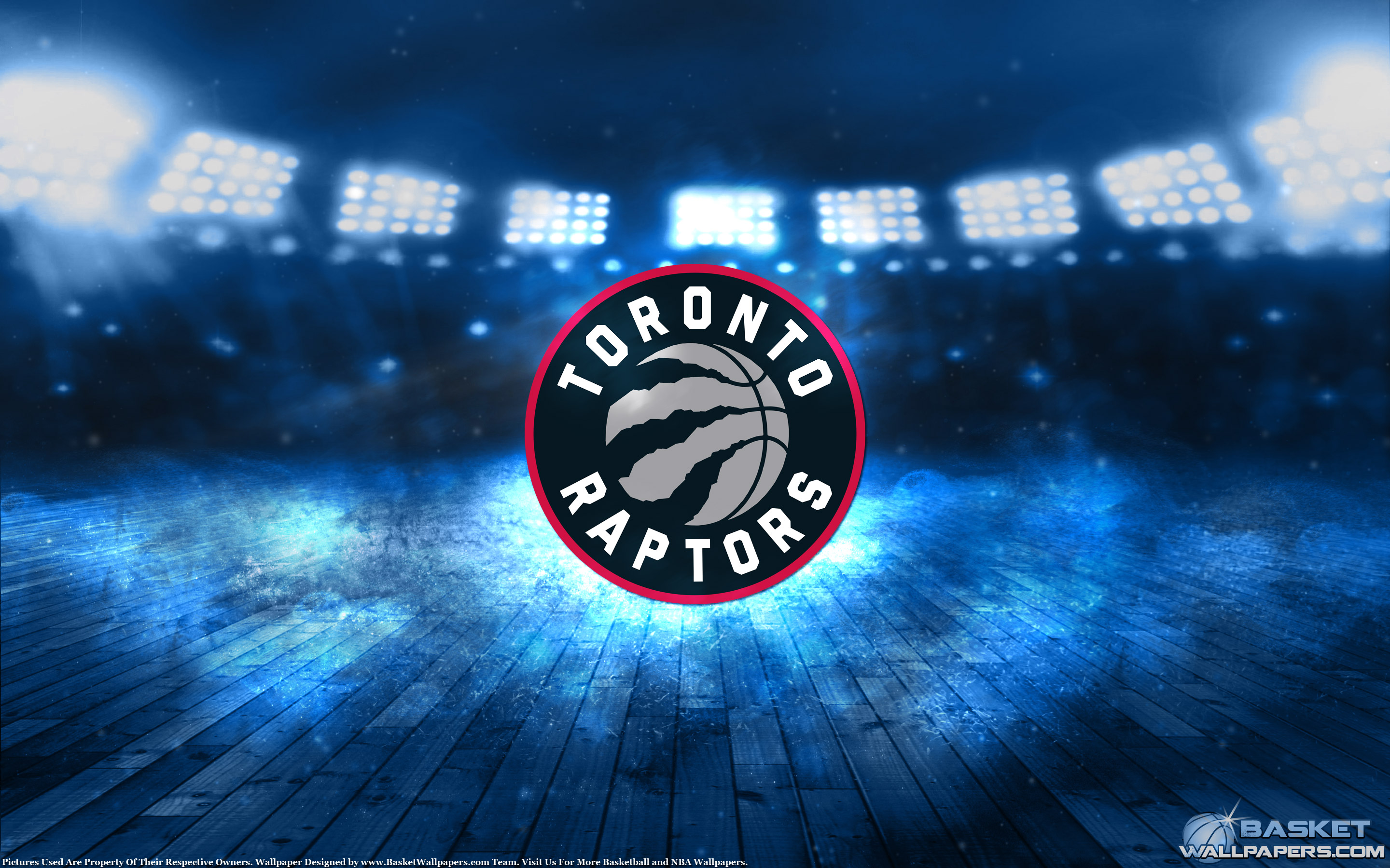 Toronto Raptors 2015 Logo 2880x1800 Wallpaper