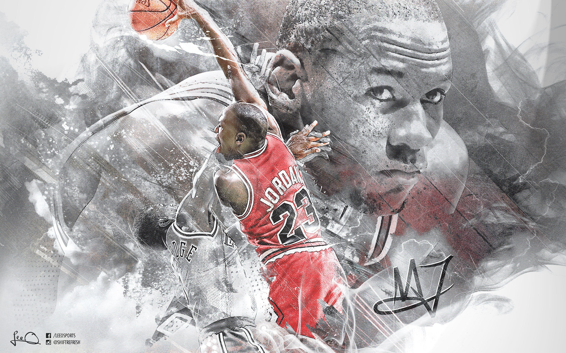 Michael Jordan Wallpapers Basketball Wallpapers at