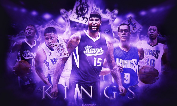 Sacramento Kings 2015-2016 Wallpaper