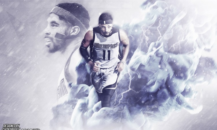 Mike Conley Memphis Grizzlies 2016 Wallpaper