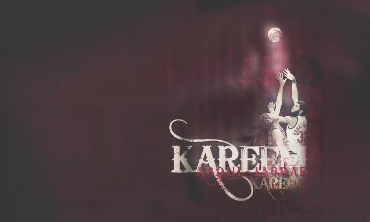 Kareem Abdul-Jabbar Widescreen Wallpaper