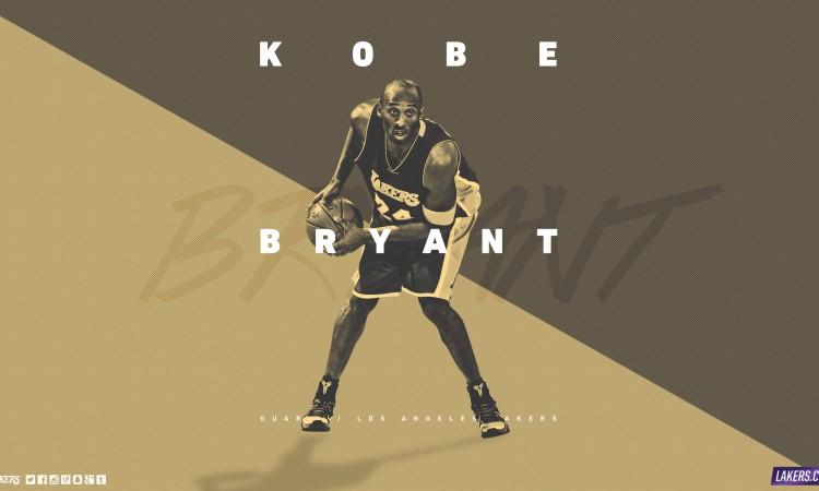 Kobe Bryant LA Lakers 2015 2560x1440 Wallpaper