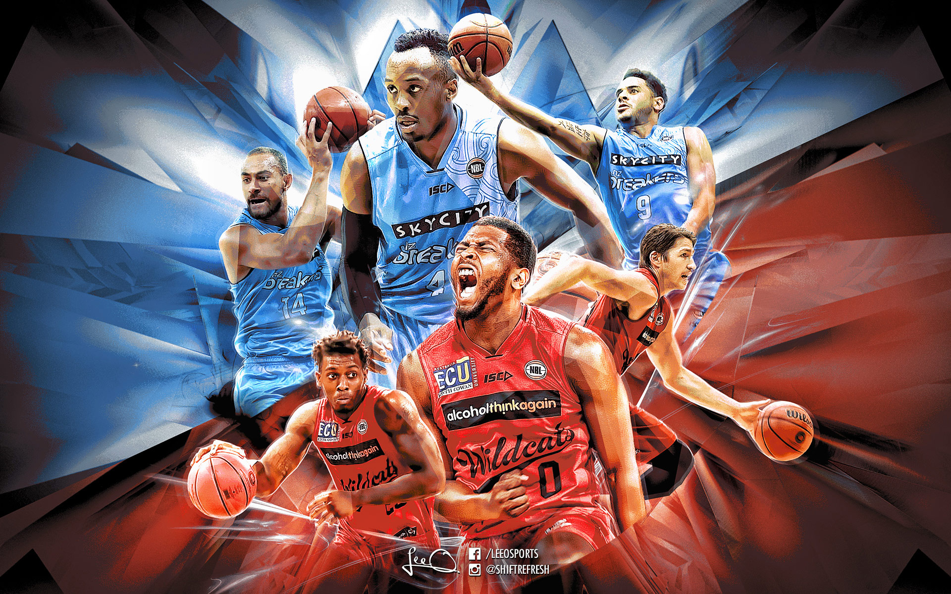 2016 NBL Finals 1920x1200 Wallpaper