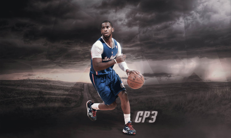 CP3 LA Clippers 2560x1600 Wallpaper