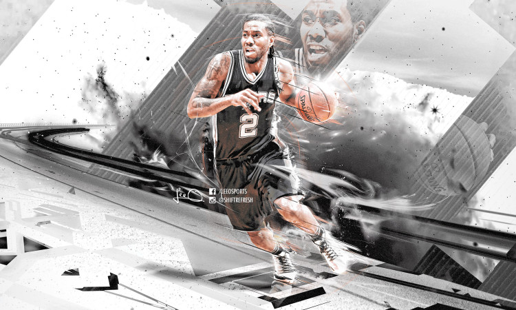 Kawhi Leonard Spurs 1920x1200 Wallpaper