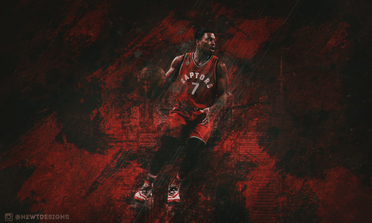 Kyle Lowry Raptors 2016 Wallpaper