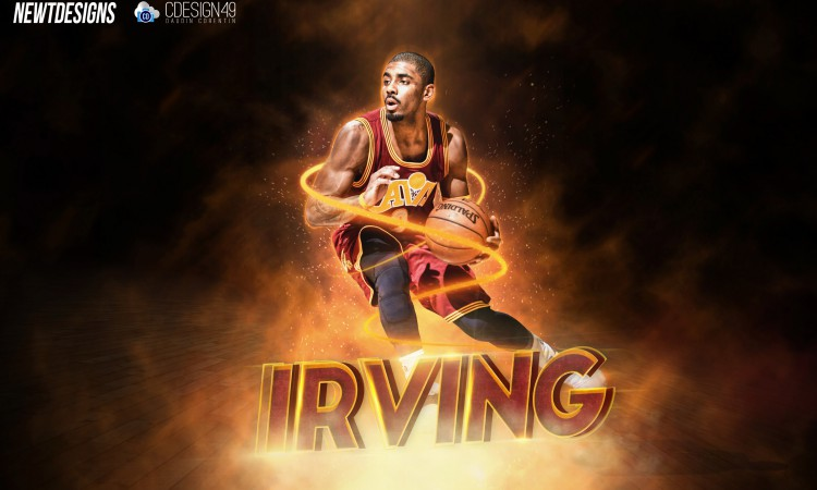 Kyrie Irving Cleveland Cavaliers 2016 Wallpaper