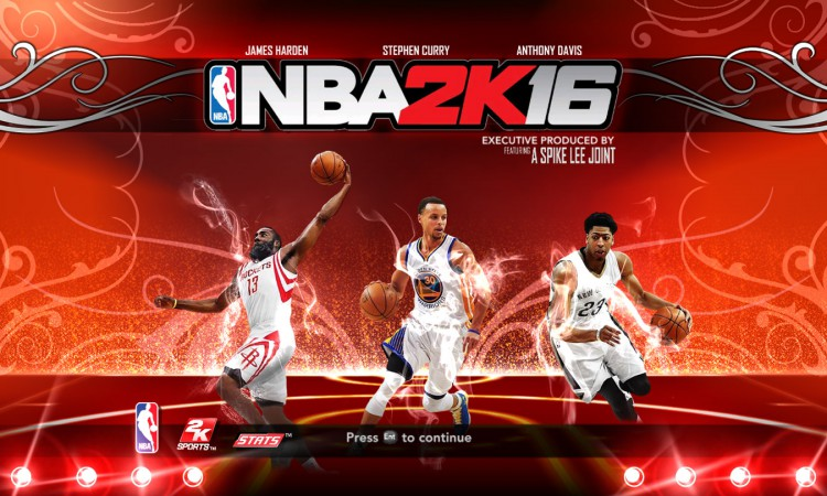 NBA 2K16 Review