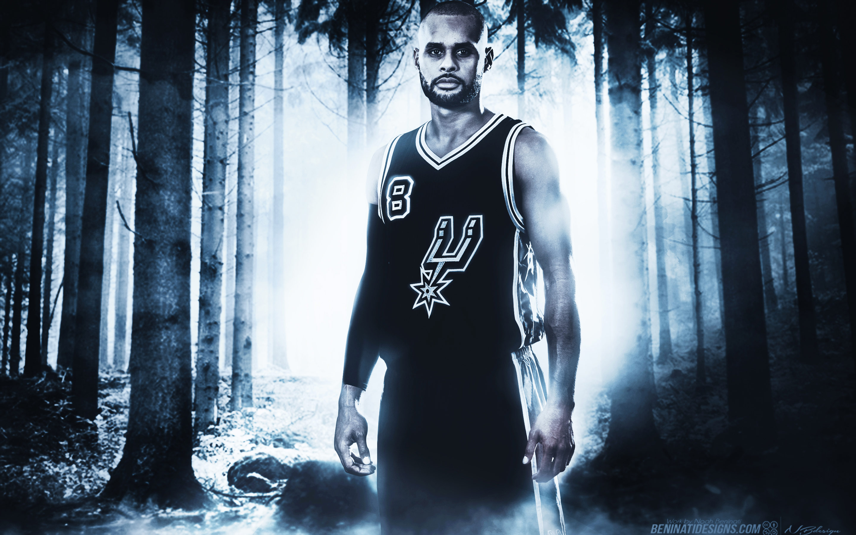 Patty Mills Spurs 2016 Wallpaper