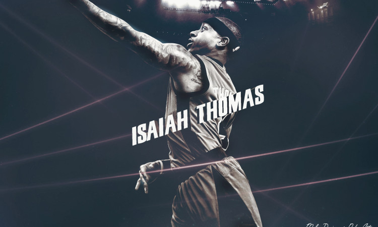 Isaiah Thomas Boston Celtics 2016 2880x1800 Wallpaper