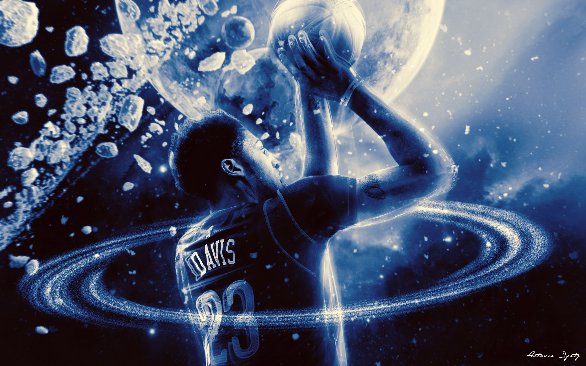 Anthony Davis 1920x1200 Wallpaper