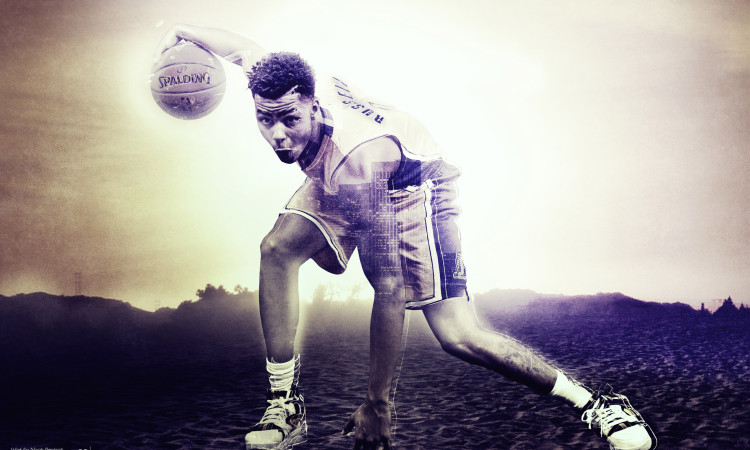D'Angelo Russell Lakers 2016 2880x1800 Wallpaper