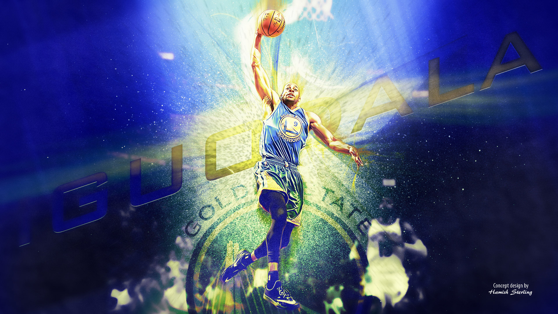 Andre Iguodala 2016 NBA Finals Wallpaper