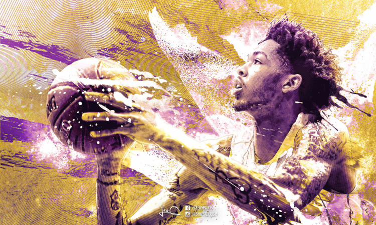 Brandon Ingram Lakers 1920x1200 Wallpaper