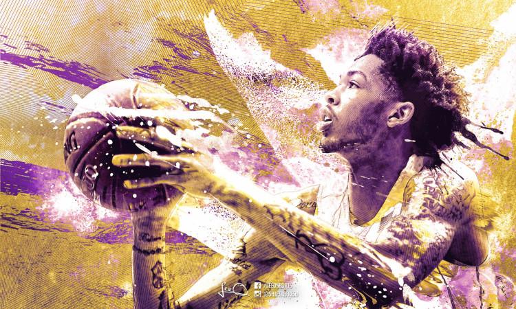 Brandon Ingram Lakers 1920x1200 Wallpaper