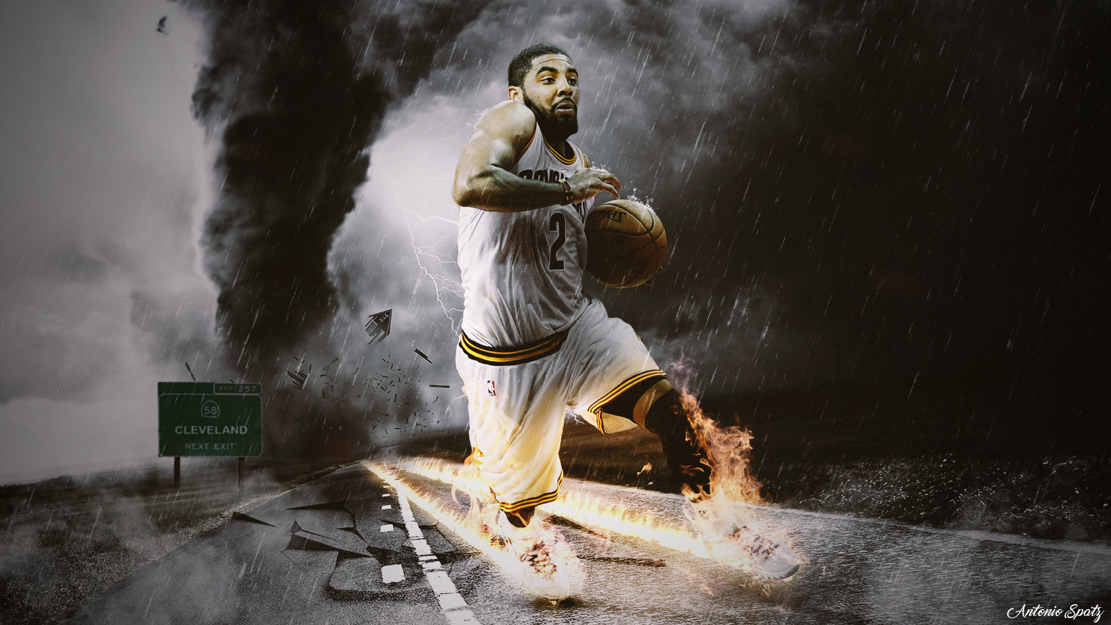 Kyrie Irving 2016 NBA Finals Wallpaper
