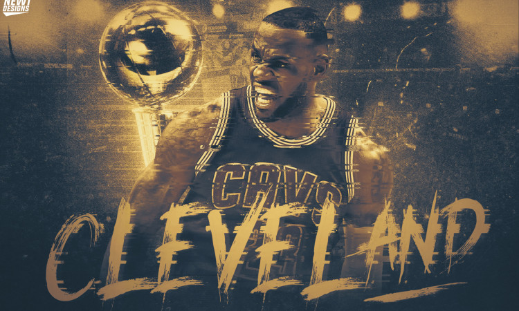 LeBron James 2016 NBA Champion 2880x1800 Wallpaper