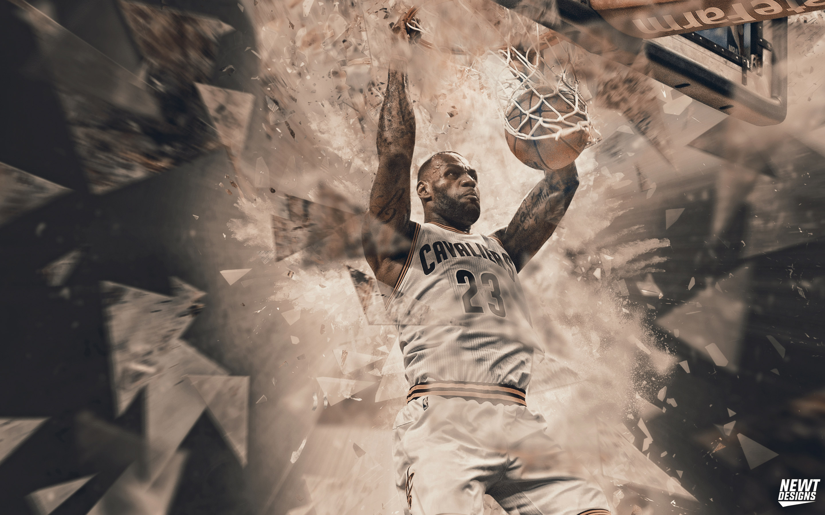 LeBron James 2016 NBA Finals 2880×1800 Wallpaper ...