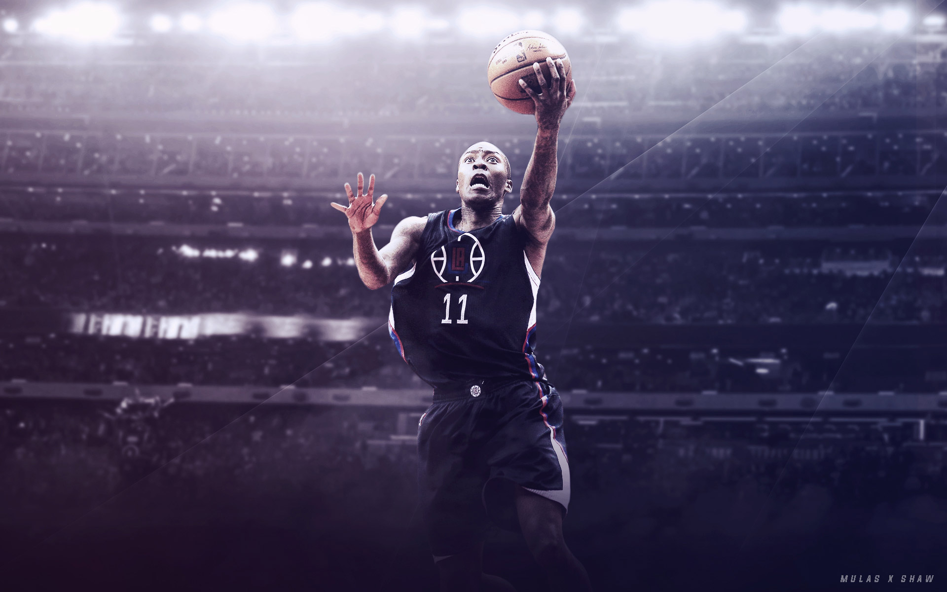 Jamal Crawford Clippers 2016 Wallpaper