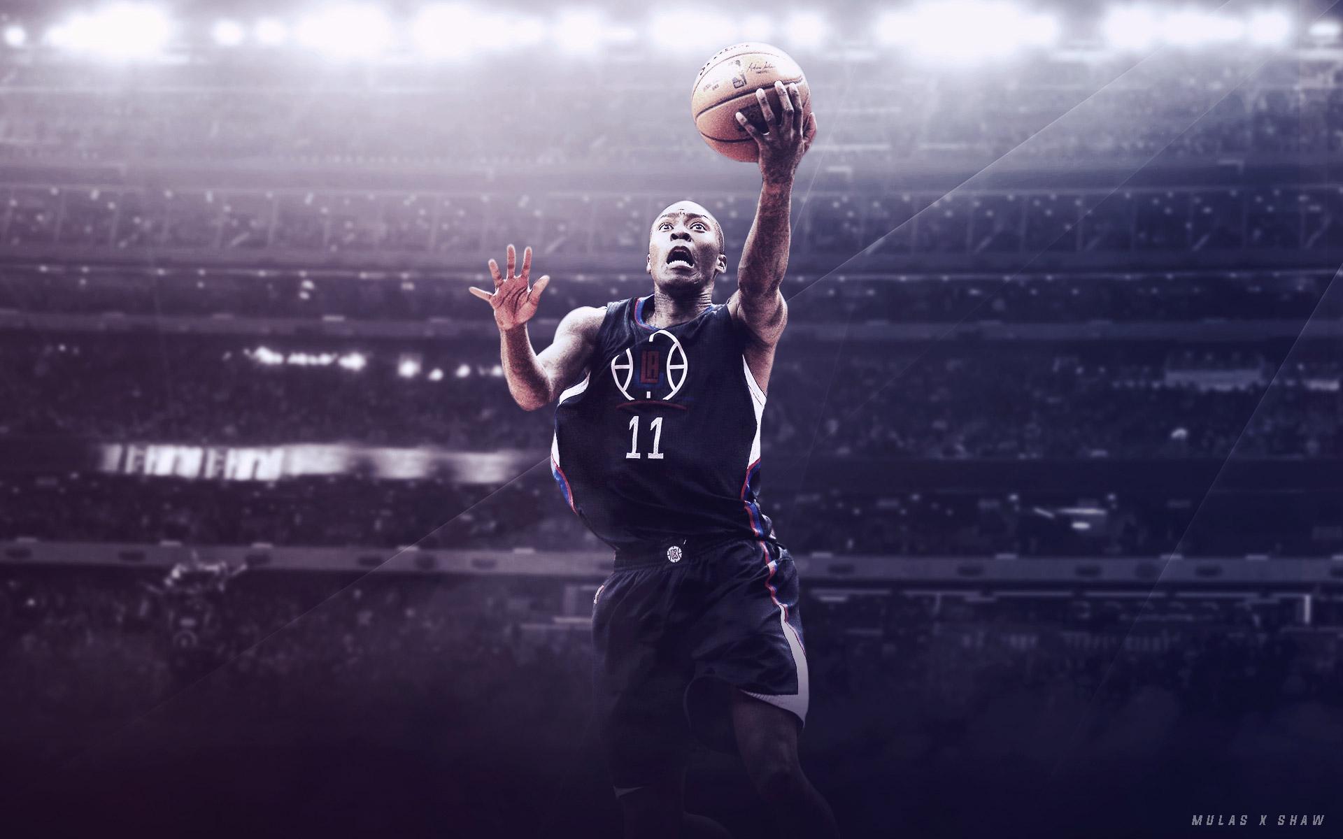 Jamal Crawford Clippers 2016 Wallpaper