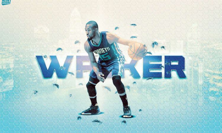 Kemba Walker Hornets 2016 Wallpaper