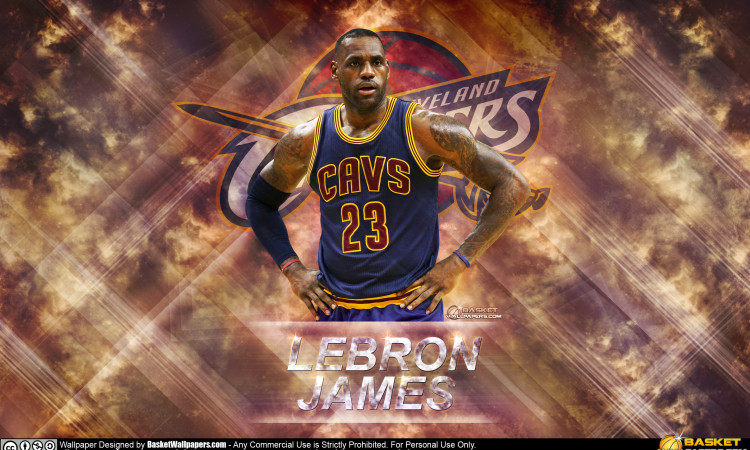 LeBron James Wallpapers  Basketball Wallpapers at BasketWallpapers