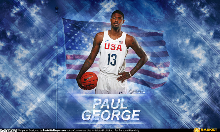 Paul George USA 2016 Olympics Wallpaper