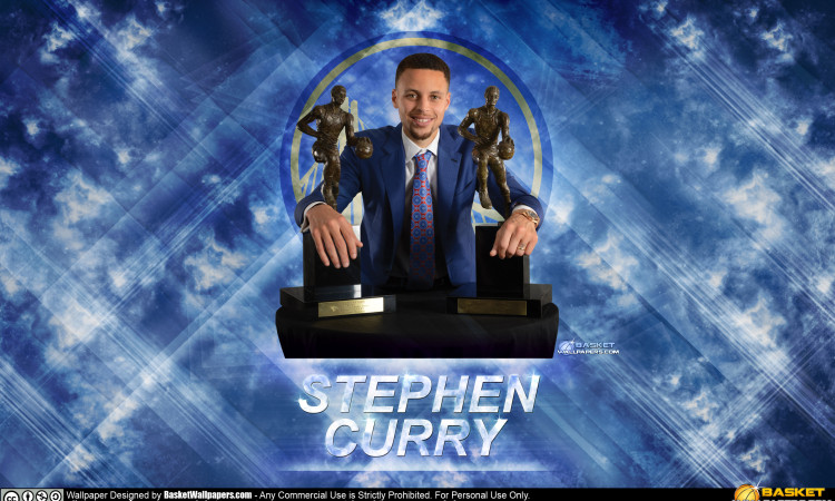 Stephen Curry Back to Back MVP 2880x1800 Wallpaper