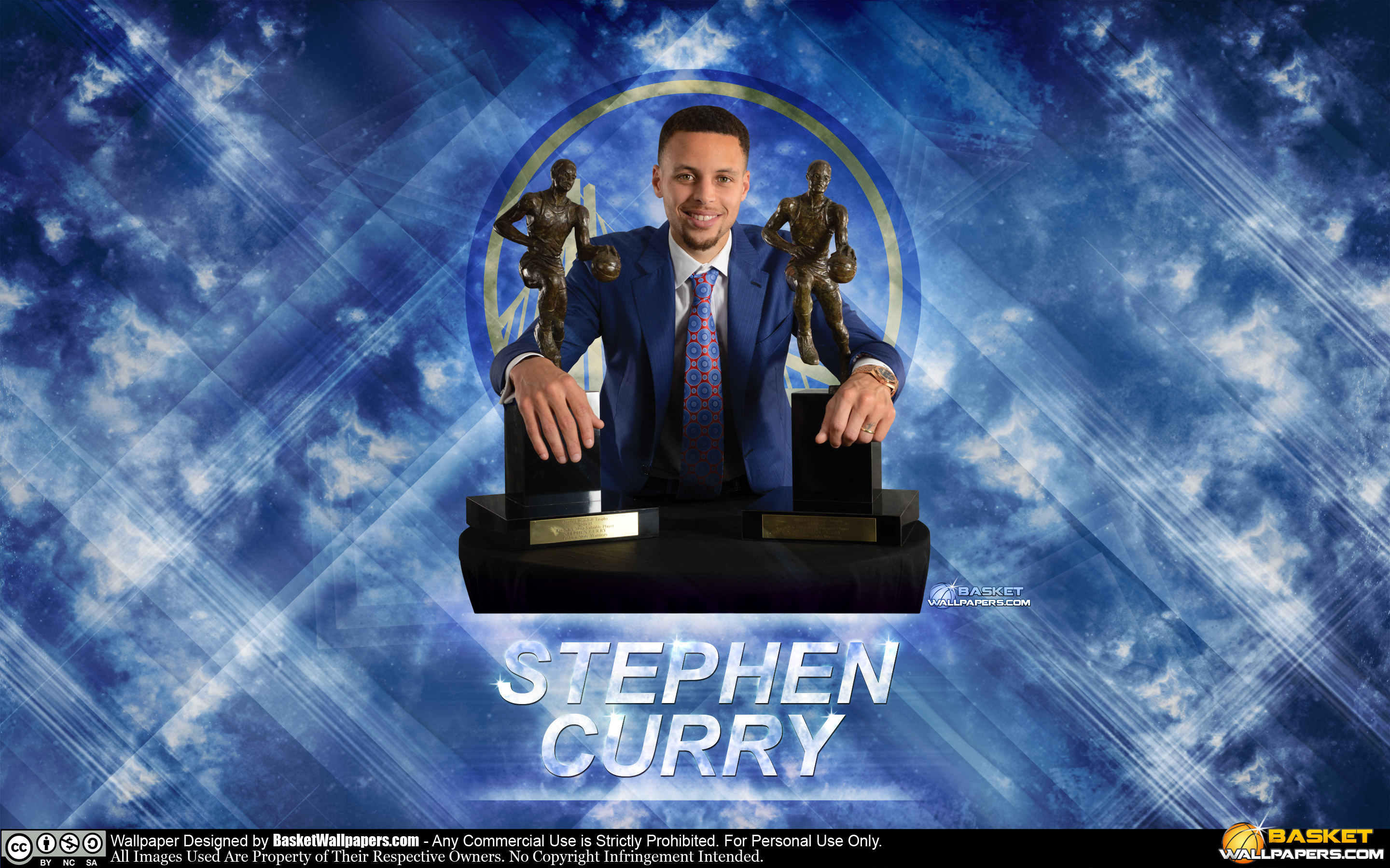 Stephen Curry Back To MVP 2880x1800 Wallpaper