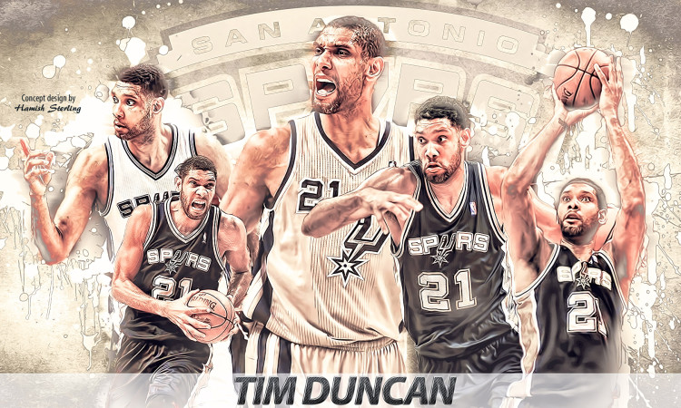 Tim Duncan Retires 1920x1080 Wallpaper