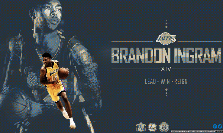 Brandon Ingram Lakers 1920x1080 Wallpaper