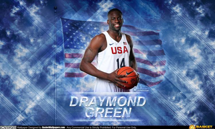 Draymond Green USA 2016 Olympics Wallpaper
