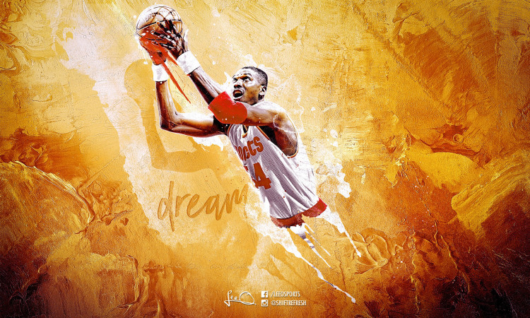 Hakeem The Dream Olajuwon 1920x1200 Wallpaper