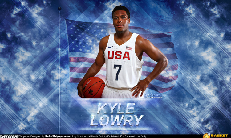 Kyle Lowry USA 2016 Olympics Wallpaper
