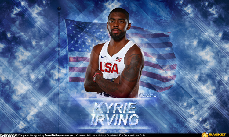 Kyrie Irving USA 2016 Olympics Wallpaper