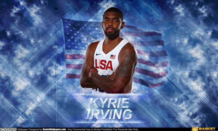 Kyrie Irving USA 2016 Olympics Wallpaper